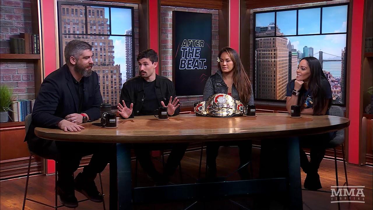 After The (MMA) Beat: Episode 230 (Ferguson's Win Streak, Funniest Interviews, USWNT's 13-0 Win)