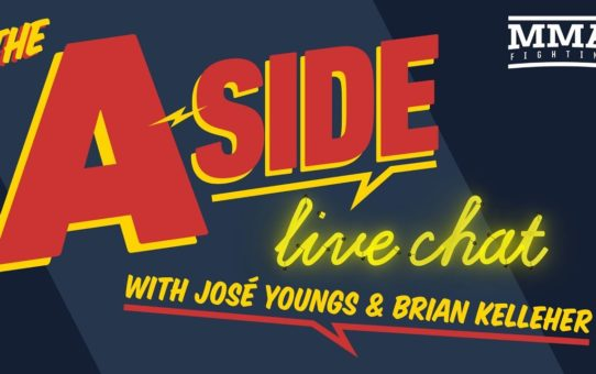 The A-Side Live Chat: UFC 238 fallout, Henry Cejudo, Tony Ferguson, Bellator 222 – MMA Fighting