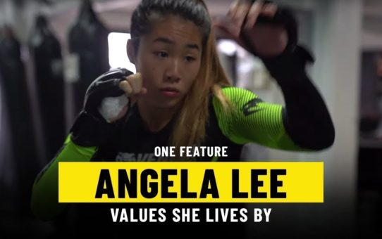 The Values Angela Lee Lives By | ONE Feature