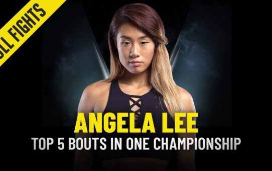 Top 5 Bouts | Angela Lee | ONE Full Fights
