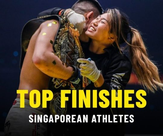 Top Finishes | Singaporean Athletes | ONE Highlights