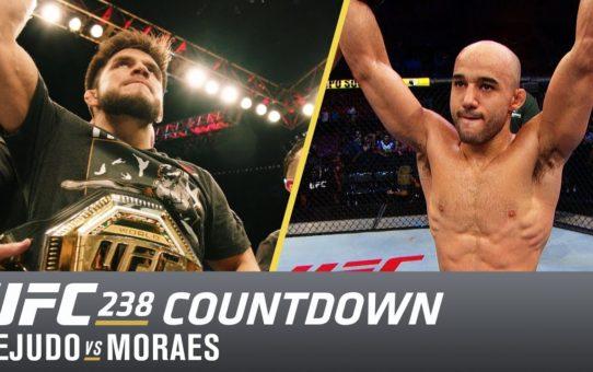 UFC 238 Countdown: Cejudo vs Moraes