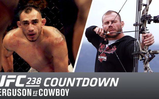 UFC 238 Countdown: Cerrone vs Ferguson