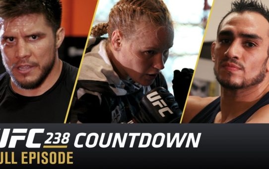 UFC 238 Countdown: Full Episode