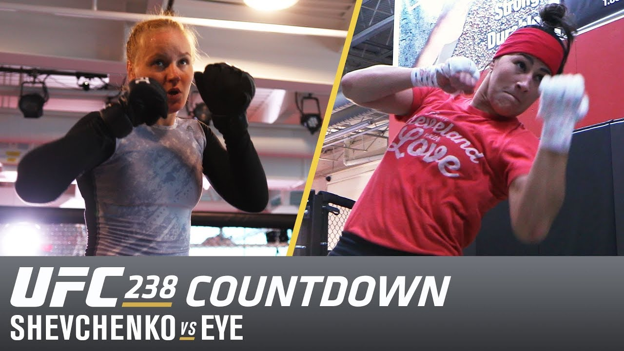 UFC 238 Countdown: Shevchenko vs Eye