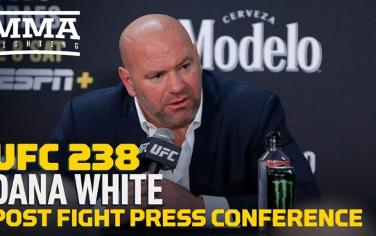 UFC 238: Dana White Post-Fight Press Conference – MMA Fighting
