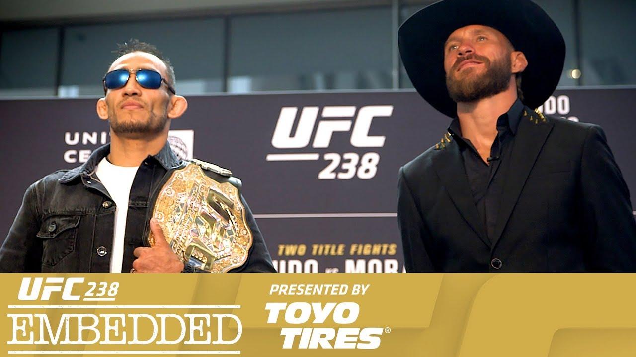 UFC 238 Embedded: Vlog Series - Episode 5