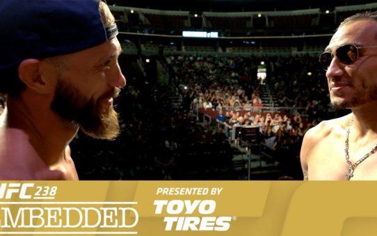 UFC 238 Embedded: Vlog Series – Episode 6