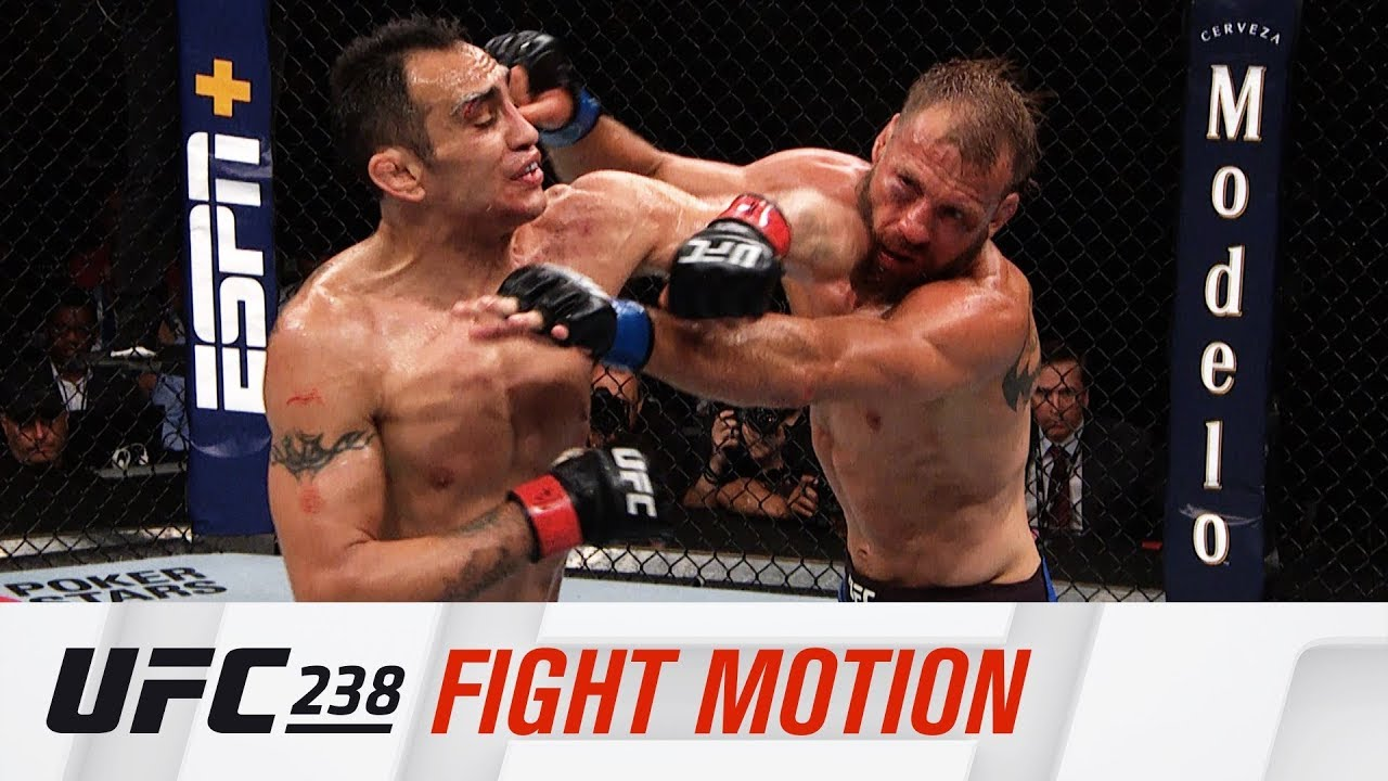 UFC 238: Fight Motion