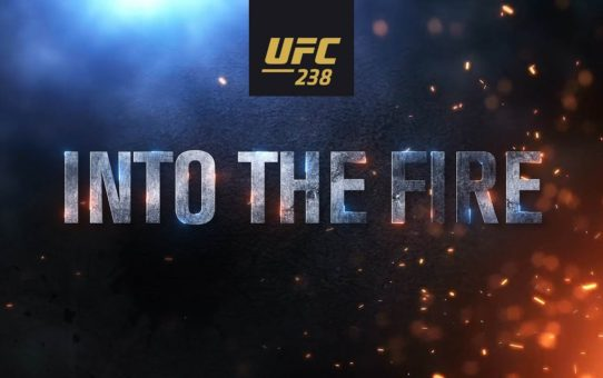 UFC 238: Into the Fire