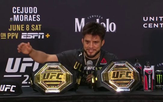 UFC 238: Post Fight Press Conference Highlights