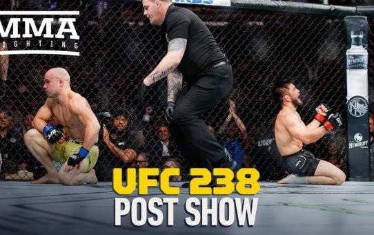 UFC 238 Post-Fight Show – MMA Fighting