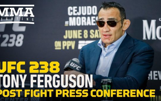 UFC 238: Tony Ferguson Post-Fight Press Conference – MMA Fighting