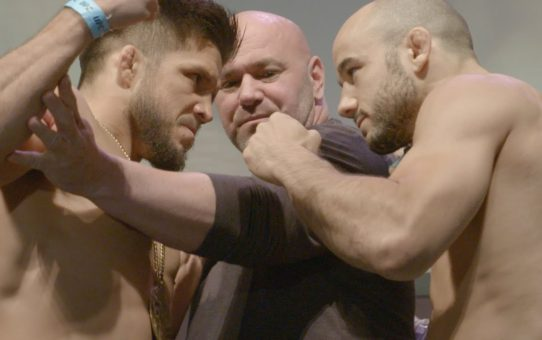UFC 238: Weigh-In Recap