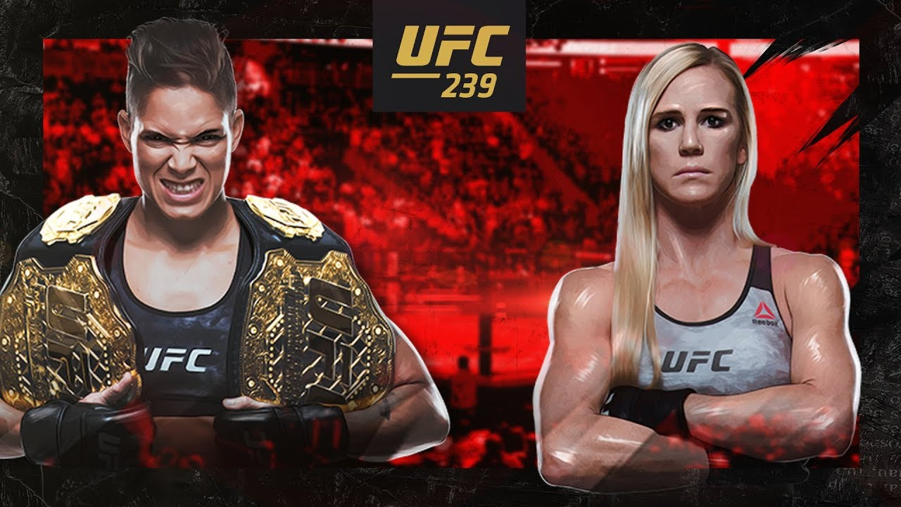 UFC 239: Be the Best