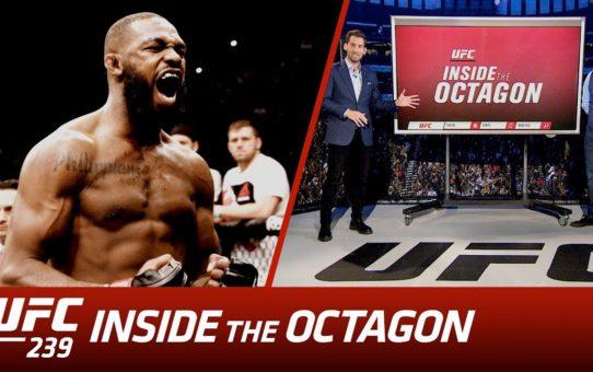 UFC 239: Inside the Octagon – Jones vs Santos