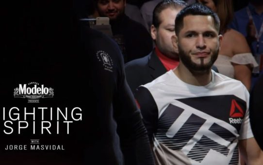 UFC 239: Jorge Masvidal – Fighting Spirit | Presented By Modelo