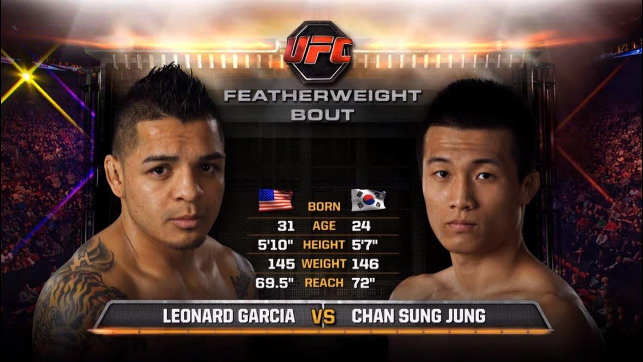 UFC Greenville Free Fight: The Korean Zombie vs Leonard Garcia