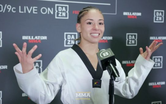 Valerie Loureda: ' I'm Gonna Have That Belt One Day' – MMA Fighting