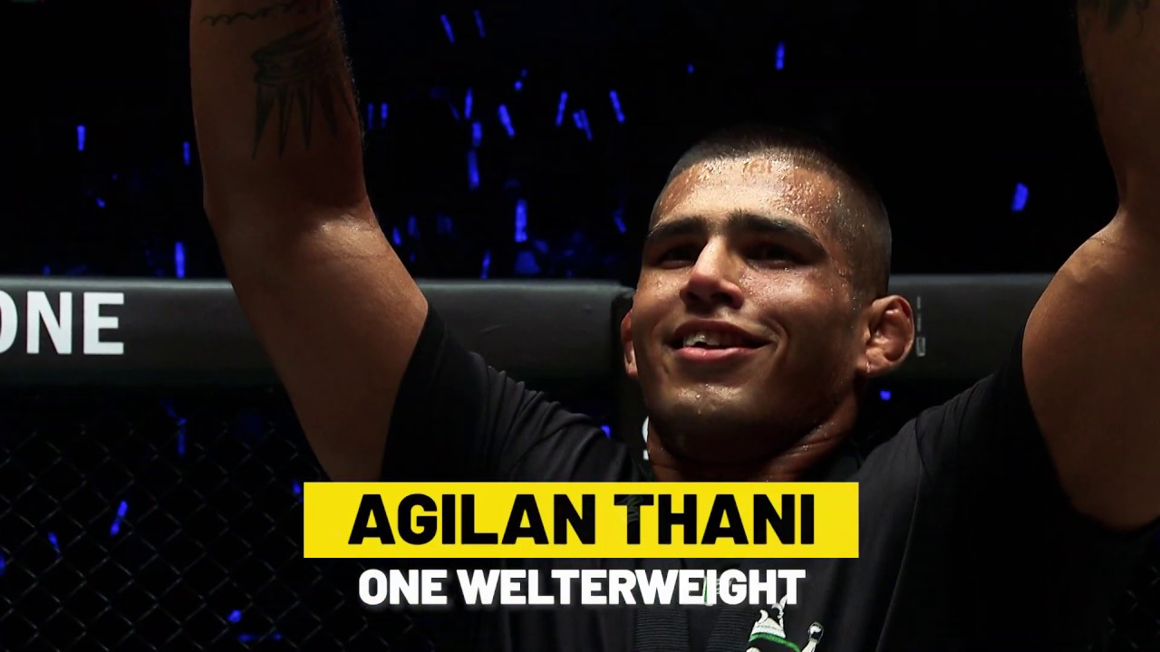 What Martial Arts Means To Agilan Thani | ONE Feature
