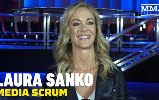 Laura Sanko Would Love To See Invicta Fights At New UFC Apex Facility  – MMA Fighting