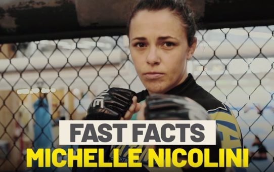 10 Things You Didn't Know About Michelle Nicolini | ONE Feature