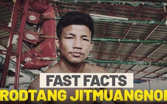 10 Things You Didn't Know About Rodtang Jitmuangnon | ONE Feature