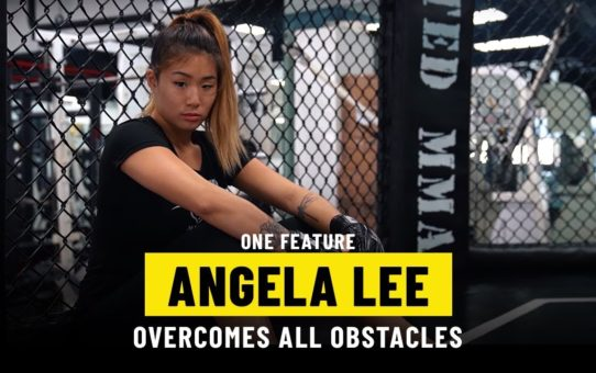 Angela Lee Overcomes All Obstacles | ONE Special Feature