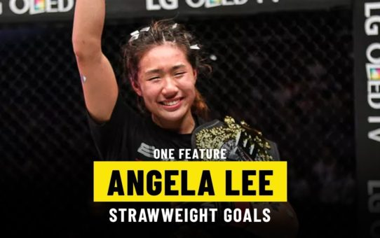 Angela Lee Sets Her Sights On Strawweight Strap | ONE Feature