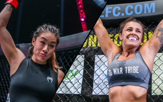 Angela Lee vs. Michelle Nicolini | ONE Co-Main Event Feature