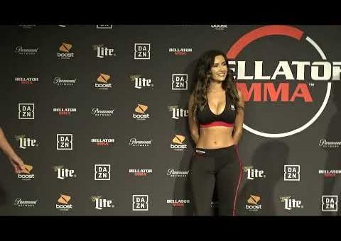 Bellator 224: Budd vs. Rubin LIVE Weigh Ins