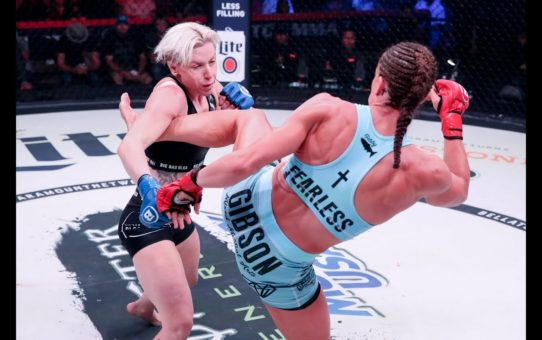 Bellator 224 Highlights: Julia Budd Defends Title – MMA Fighting