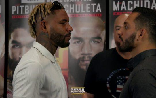 Bellator 226, 228 Media Day Staredowns – MMA Fighting