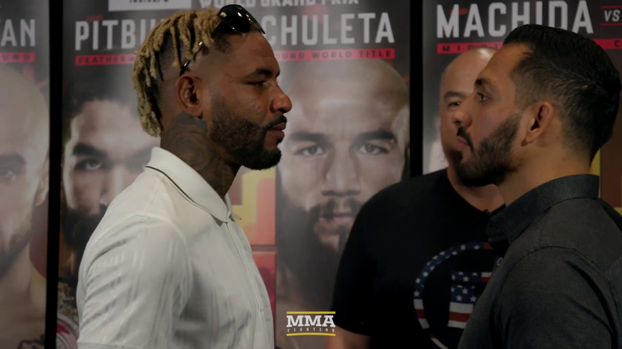 Bellator 226, 228 Media Day Staredowns – MMA Fighting