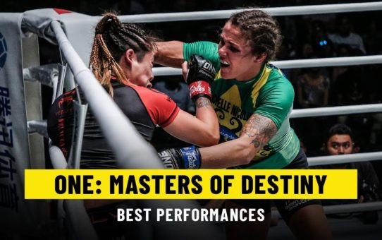 Best Performances | ONE: MASTERS OF DESTINY