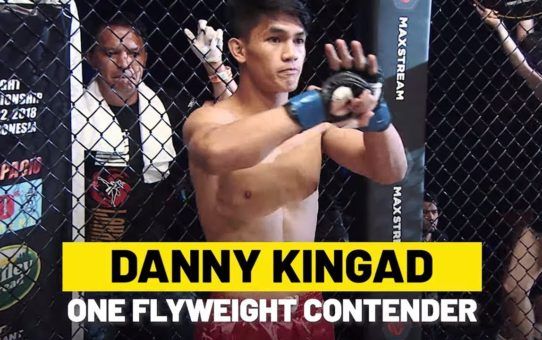 Danny Kingad's Flyweight Fury | ONE Highlights