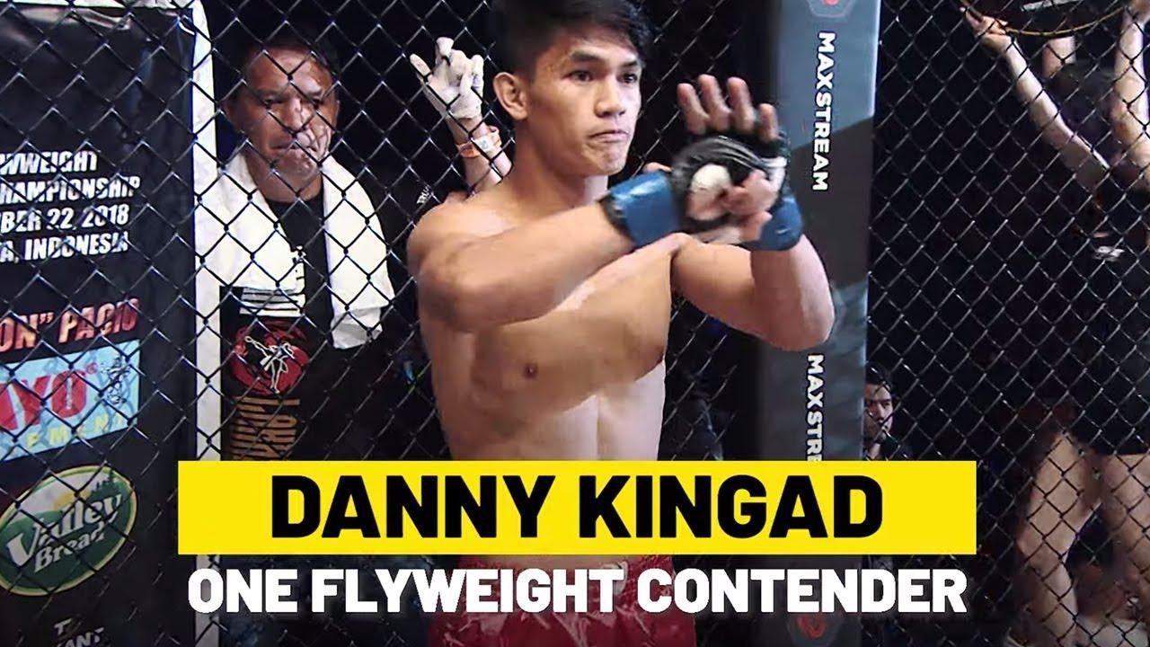 Danny Kingad's Flyweight Fury | ONE Highlights