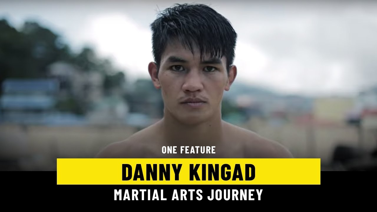 Danny Kingad's Martial Arts Journey | ONE Feature