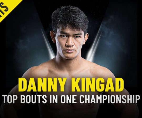 Danny Kingad's Top 5 Bouts   ONE Full Fights