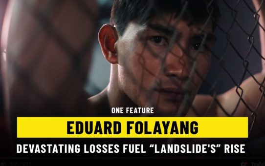 Devastating Losses Fuel Eduard Folayang's Rise | ONE Feature