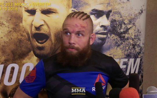 MMA Fighting Archives: Nik Lentz Slams 'Baby' B.J. Penn | Sept. 2016 – MMA Fighting