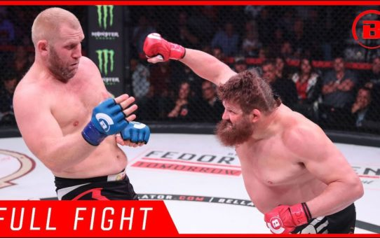 Full Fight | Roy Nelson vs. Sergei Kharitonov – Bellator 207