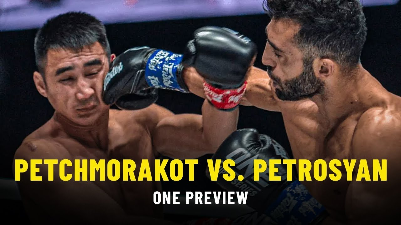 Giorgio Petrosyan vs. Petchmorakot | ONE Preview