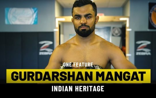 Gurdarshan Mangat's Deep-Seated Indian Roots | ONE Feature