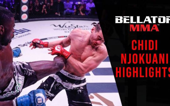 Highlights | Chidi Njokuani – #Bellator224