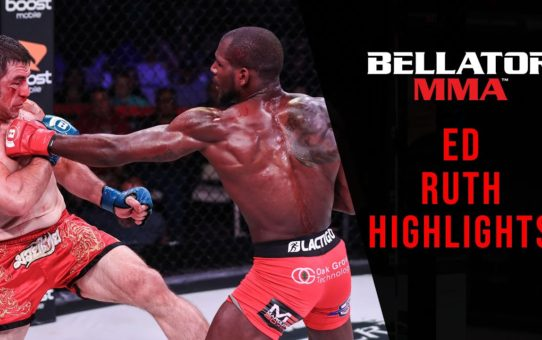 Highlights | Ed Ruth – #Bellator224