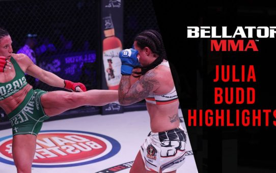 Highlights | Julia Budd – #Bellator224