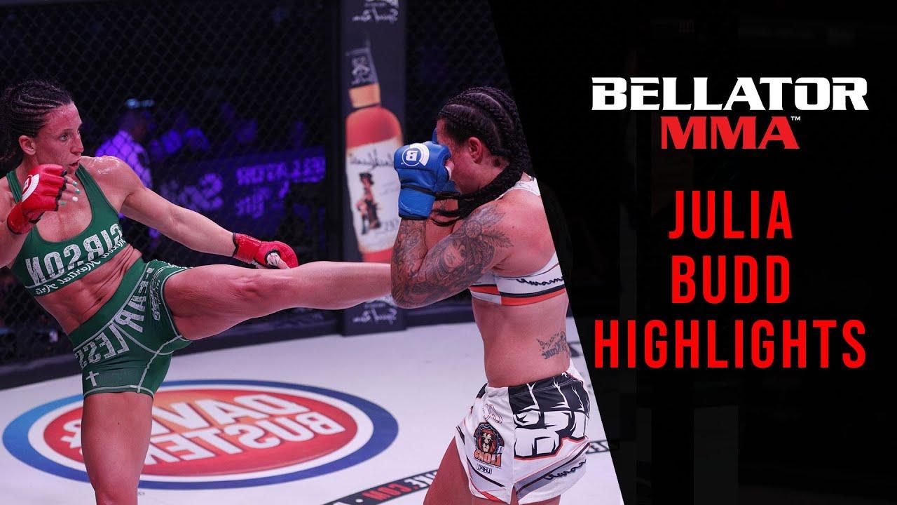 Highlights   Julia Budd - #Bellator224