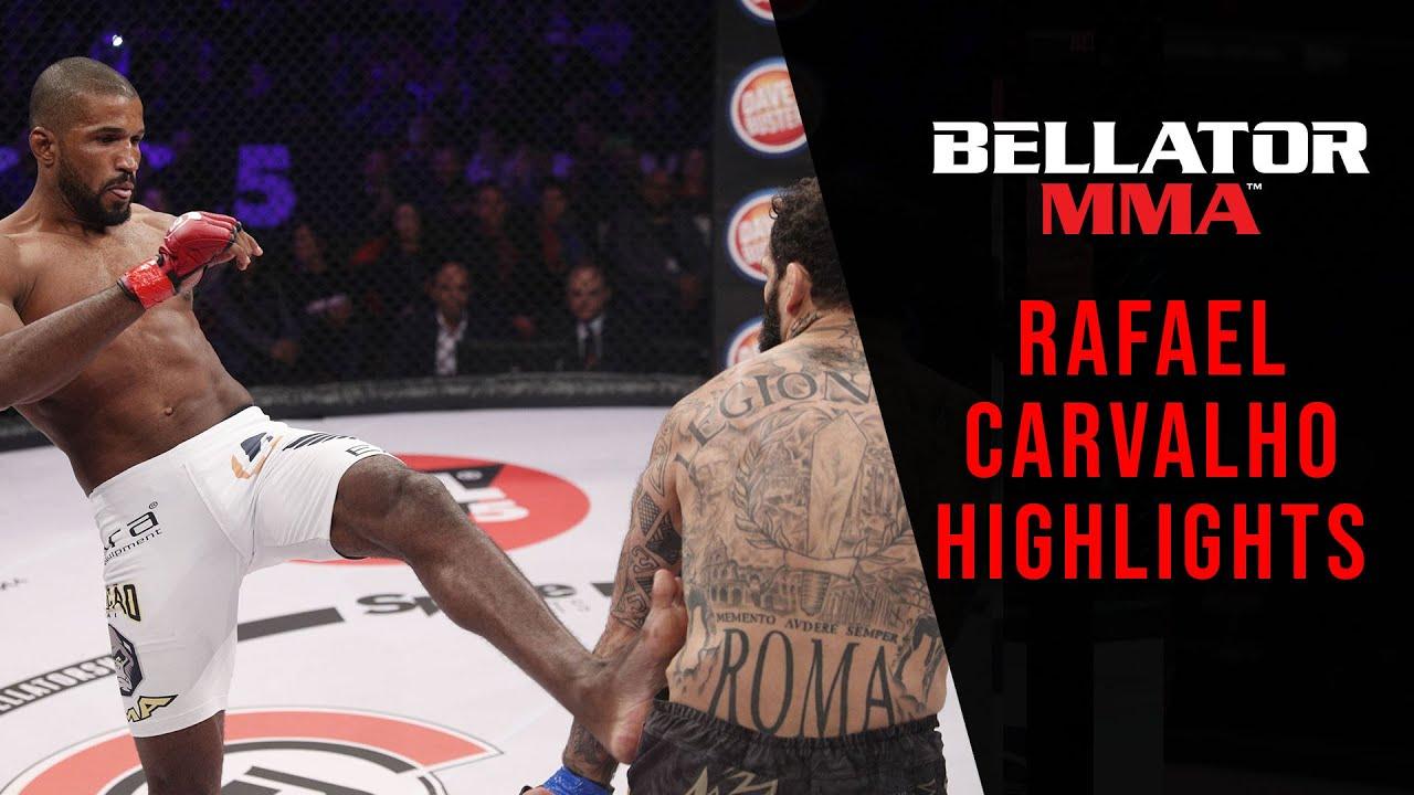 Highlights | Rafael Carvalho - #Bellator224