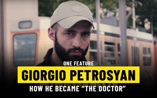 "How Giorgio Petrosyan Became ""The Doctor"" 